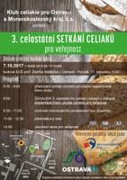 3. celostátní setkání celiaků v Ostravě