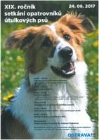 XIX. ročník setkání opatrovníků útulkových psů